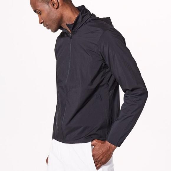 lululemon athletica Jackets & Coats   Mens Lululemon Active Jacket    Poshmark
